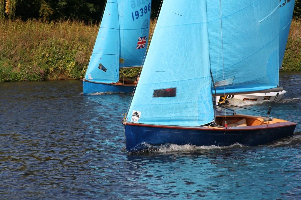 Enterprise The Nottingham Sailing Club