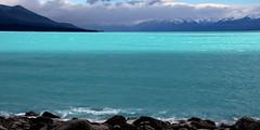 New Zealand Lakes.