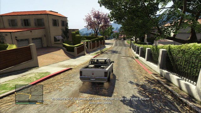 Grand Theft Auto V - Screenshot 2