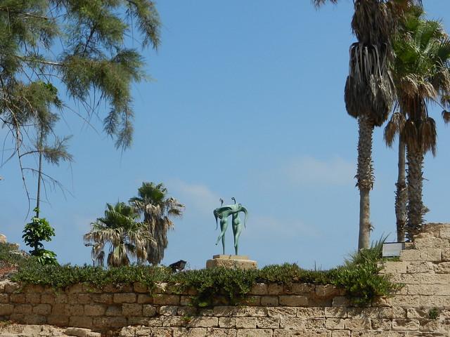 Израиль. Кейсария