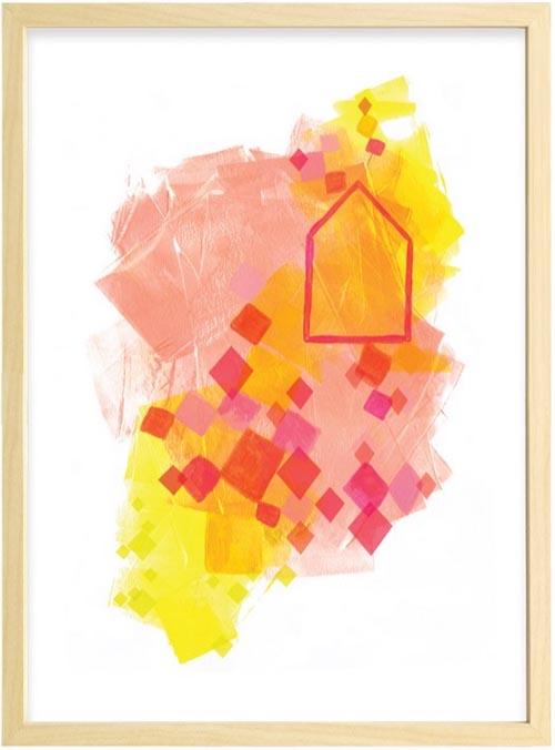 Printspace Art print 3