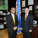 Assistant Secretary General Receives Foreign Minister of Costa Rica