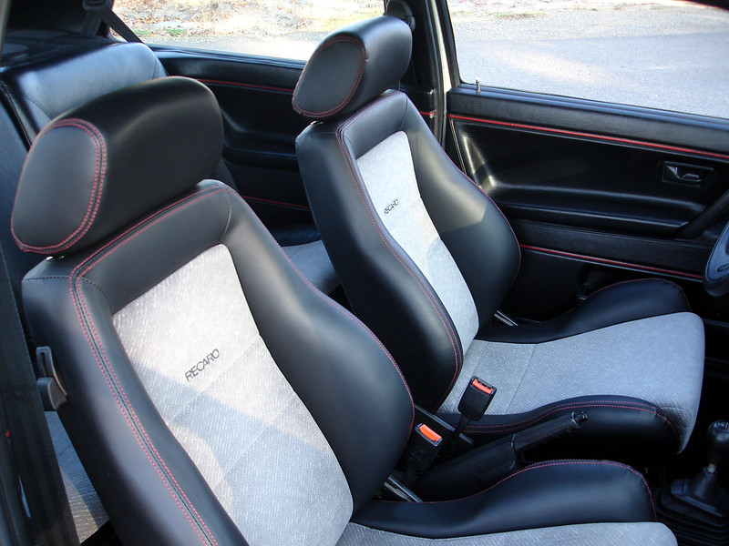 WTB MK2 Recaro Seats Parts GLi Trophy Or GTi Style
