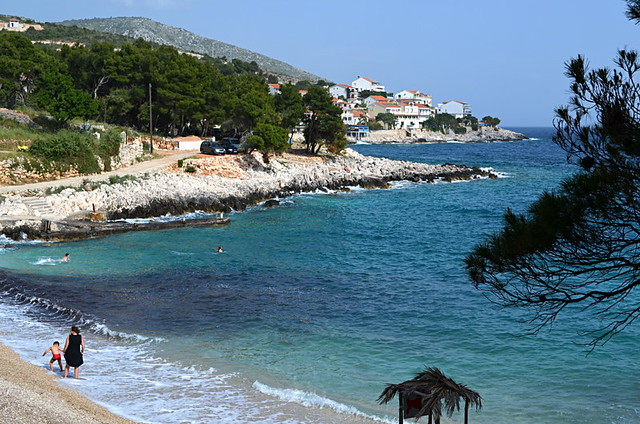 Milna, Hvar, Croatia
