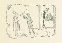 """British Library digitised image from page 39 of """"Laughing Ann, and other poems ... Illustrated by George Morrow"""""""
