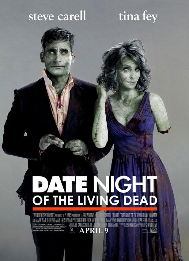 Uma Noite Fora de Série dos Mortos Vivos