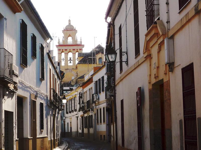 Auf dem Weg von San Augustin zur Plaza Colon