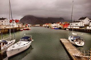 Henningsvaer - Norwegen - Norge - Norway