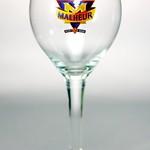 ベルギービール大好き!!【マルールの専用グラス】(管理人所有 )