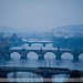 View of the Charles Bridge, Prague by Rudr Peter | Smile to the world |
