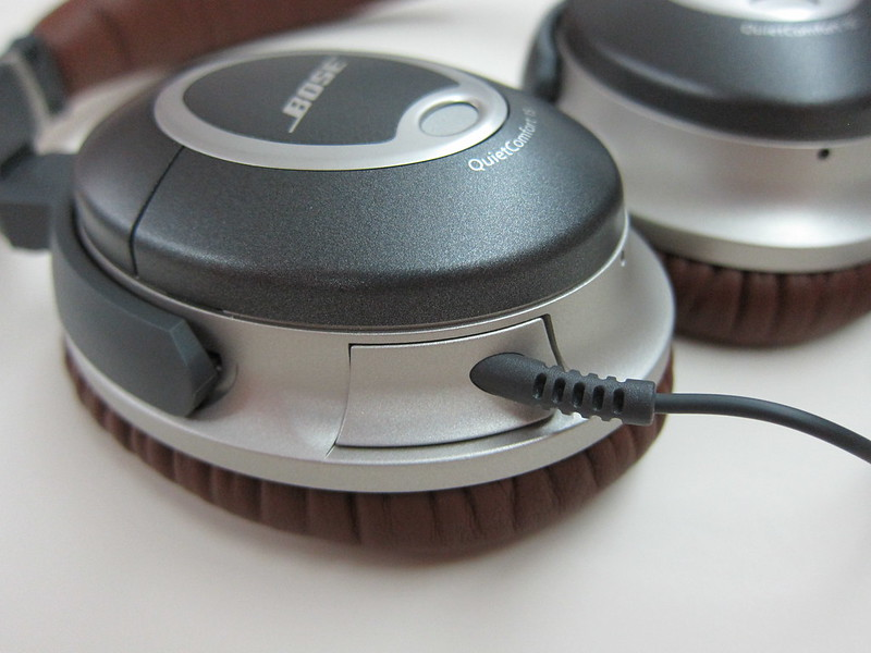 Bose QC15 - 3.5mm Audio Jack Socket