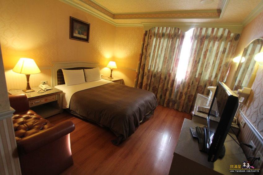旅滿屋: [台南]喬麗大飯店住宿