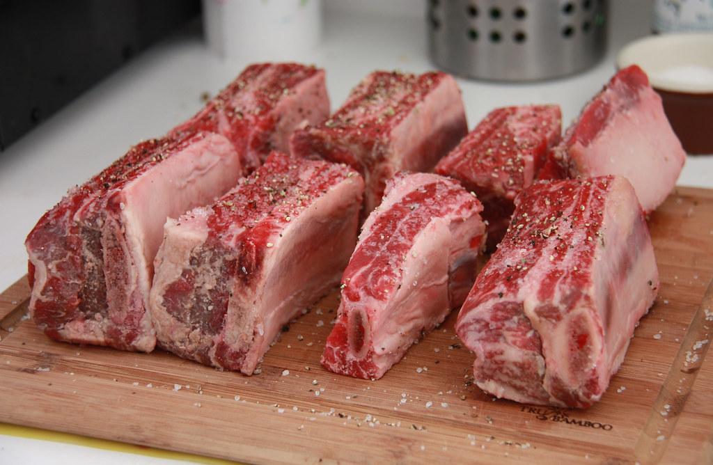 Meat + Seasoning