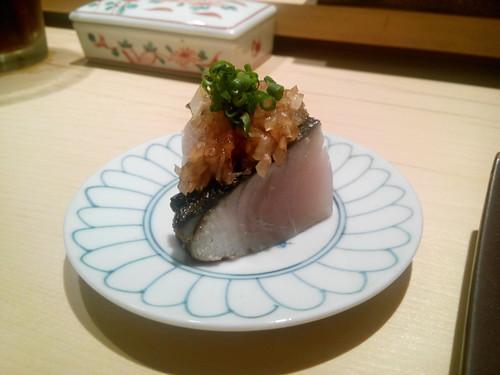 Reed Smoked Sushi