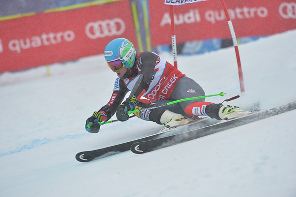 Ted Ligety at Beaver Creek