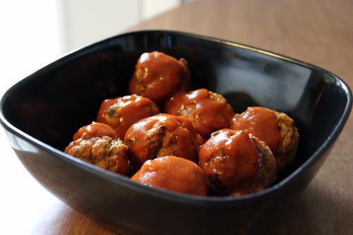 Sukhi's Masala Meatballs