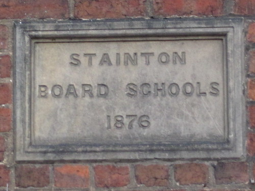 Stainton Board School 1876
