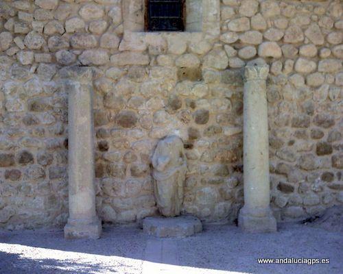 Jaén - Quesada - Restos visigodos - 37 50' 49 -3 4' 3