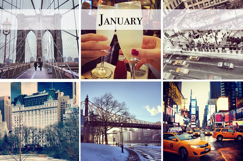 January in New York