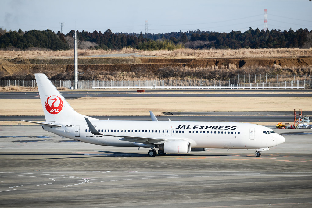 JAL Express 737-800WL JA333J