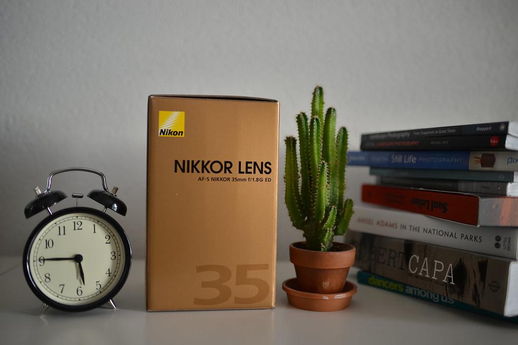 Nikkor 35mm f1.8G ED (FX)
