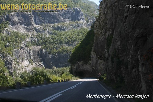 montenegro mne morracacanyon dromira bojskagora
