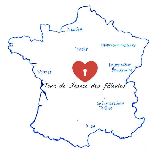 Le tour de France  (Doucette va à la plage ) pg 3 12615629555_28237b7524_z