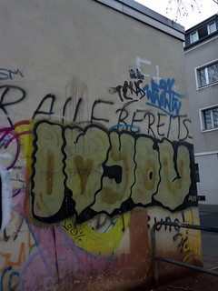 Graffiti in Köln/Cologne 2012