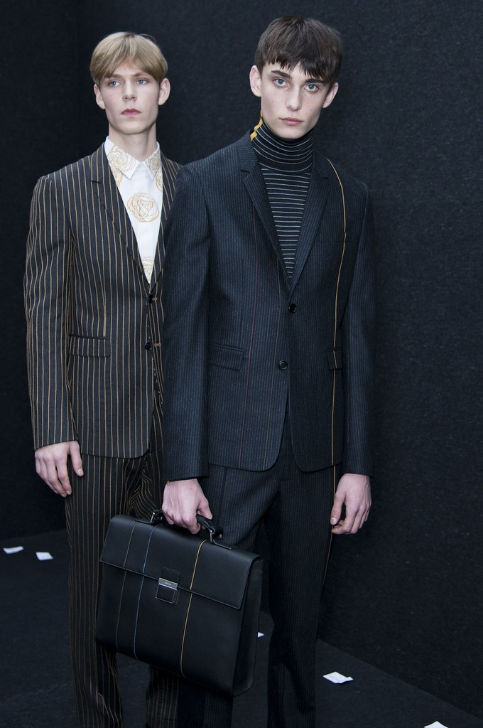 FW14 Paris Dior Homme254_Simon Fitskie, Kyle Mobus(fashionising.com)