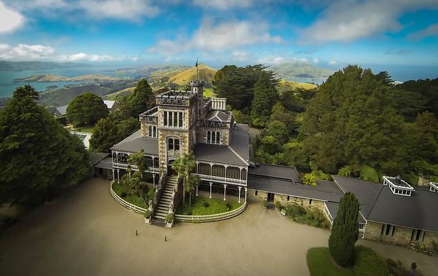 Larnach Castle, Dunedin NZ