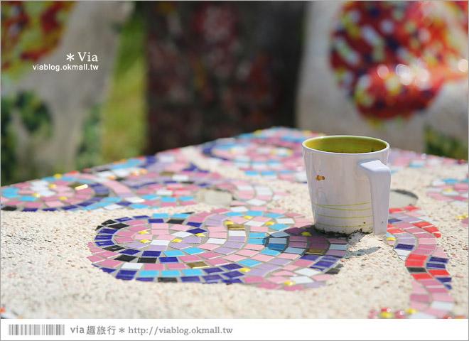 【台南後壁幾米】後壁土溝農村美術館‧農村就是美術館!幾米作品可愛現縱~25