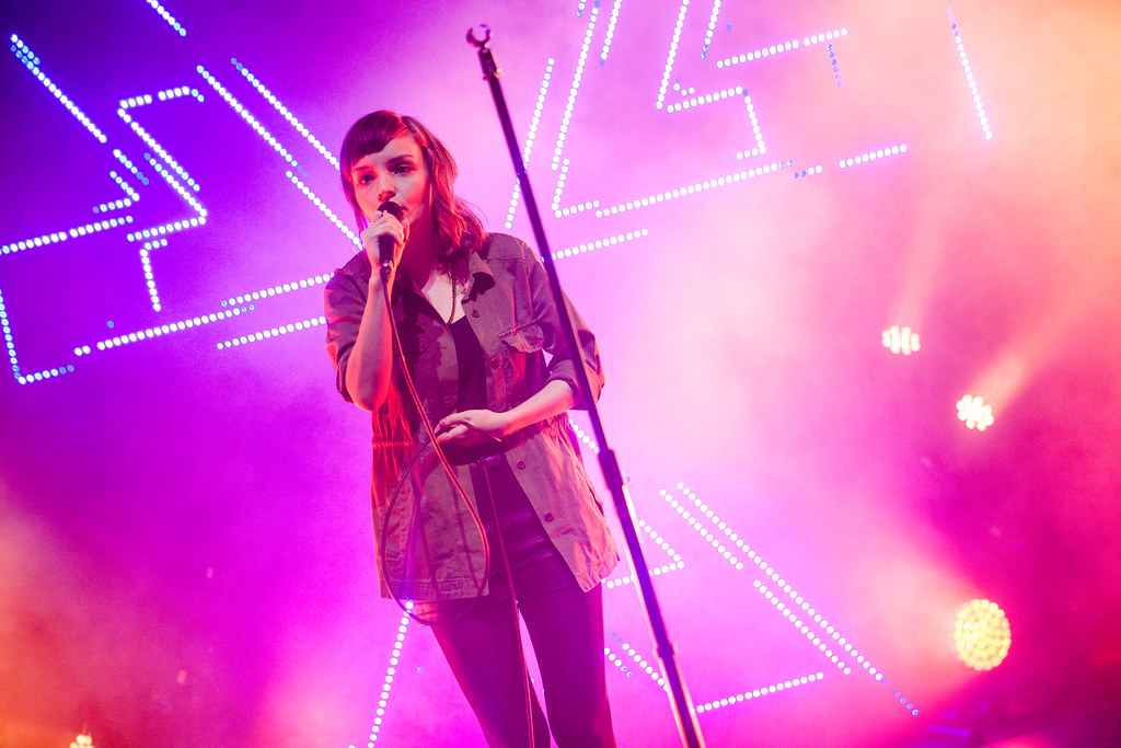 CHVRCHES @ The Forum