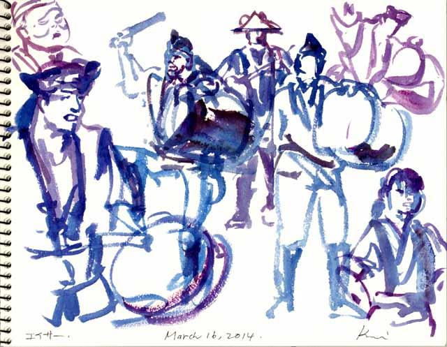 Okinawan dance-1