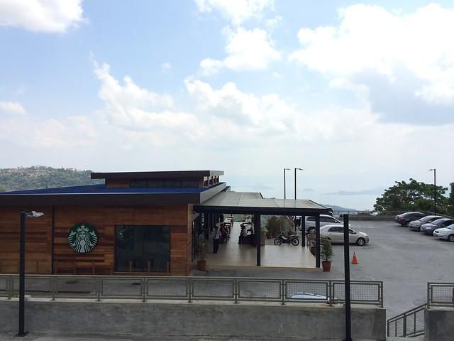 Starbucks, Tagaytay