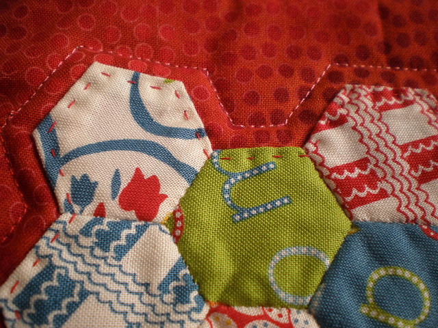 EPP Pouch detail