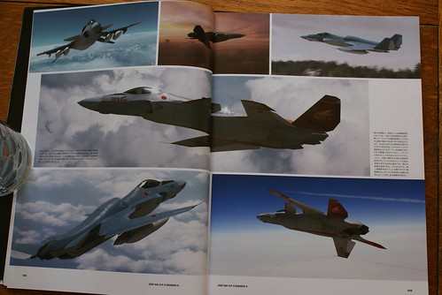 Ace Combat Master File - ASF-X SHINDEN II - 4