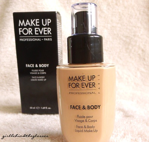 Тон make up for ever face & body 20 - second.by.