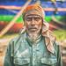 Portrait Of A Stranger by Meer Sadi