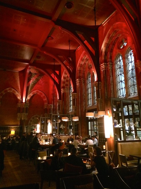 Best Bars London St. Pancras Renaissance