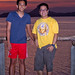 ElizT. posted a photo:	...after sunset...Taal Lake...April 7, 2014