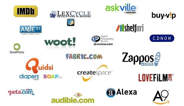 amazon-companies