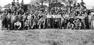 Mob. HQ Troop Major Kerr's Squadron (1966)