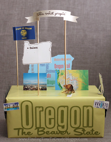 State Float School Project--Oregon