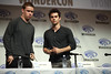 Will Poulter & Dylan O'Brien by Gage Skidmore