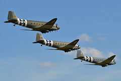 70th Anniversary D-Day Airshow. Duxford 26-5-2014