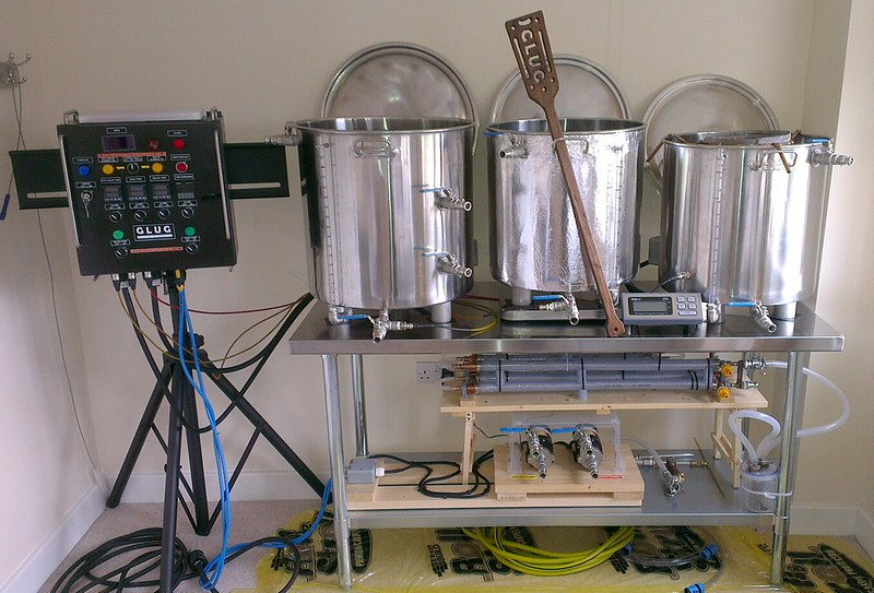 New Electric 50l Setup Home Brew Forum
