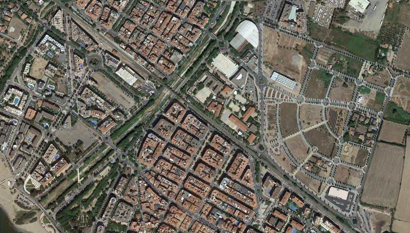 cambrils, tarragona, toyorlta, después, urbanismo, planeamiento, urbano, desastre, urbanístico, construcción, rotondas, carretera