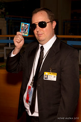 Tampa Bay Comic-Con 2015 Cosplay - THE AVENGERS - AGENT PHIL COULSON