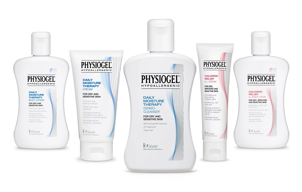 "Take your ""Freedom List"" Challenge with Physiogel's #FreeInMySkin Movement"