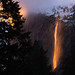 Yosemite National Park: Misty Firefall